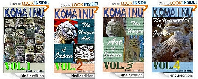 Kindle Books about KOMAINU